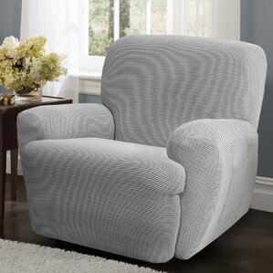 Connor T-Cushion Recliner Slipcover Set : slipcovers for small recliners - islam-shia.org