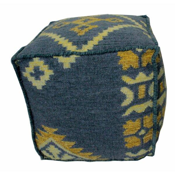 Tuscon Pouf By Bashian Rugs.