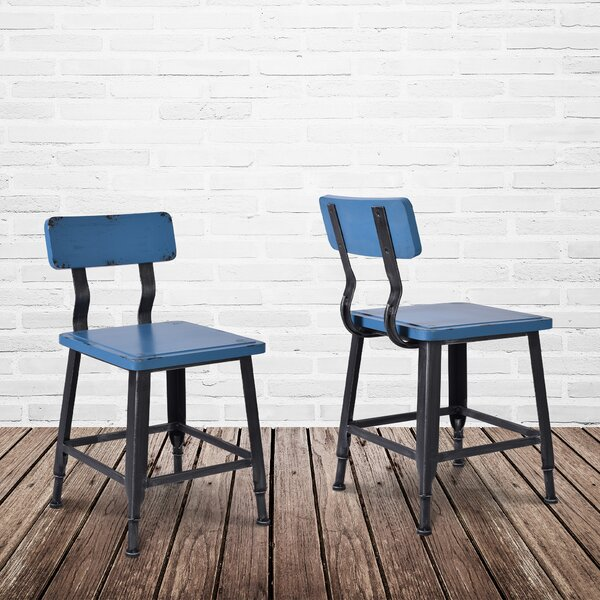 Bierce Dining Chair - set of 4 (Set of 4) by Williston Forge