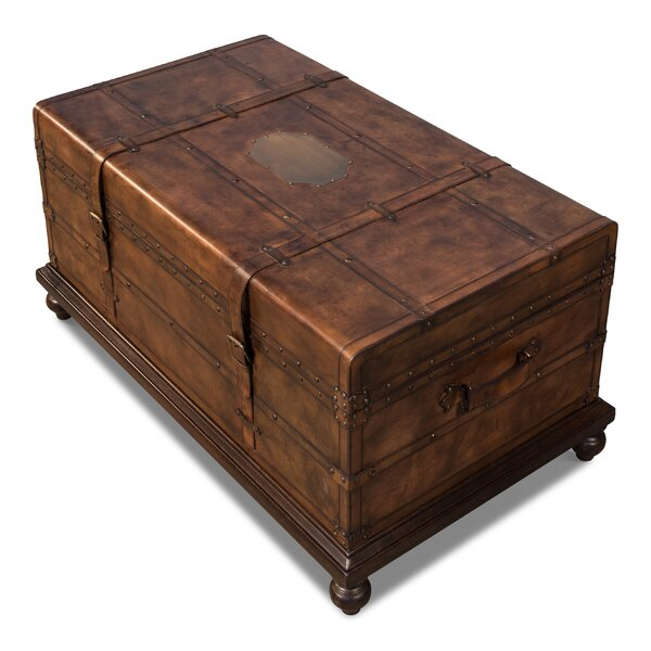 Moorhouse Coffee Table With Storage By Astoria Grand