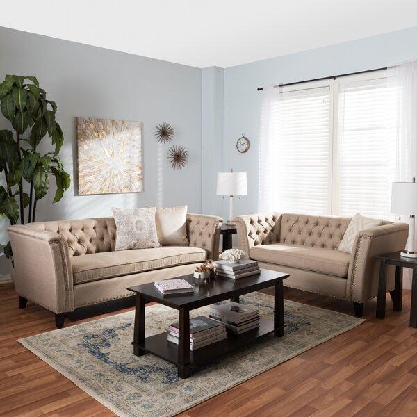 Stony Point 2 Piece Living Room Set by Alcott Hill