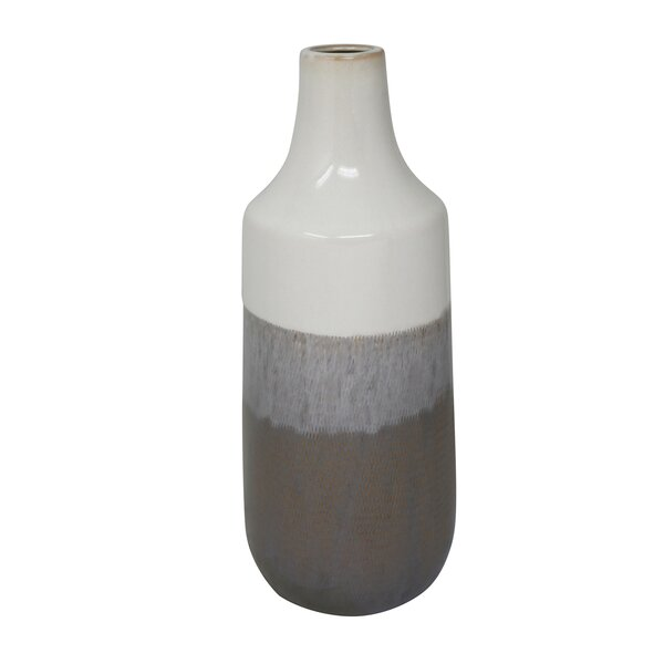 Reaon Ceramic Table Vase by Union Rustic
