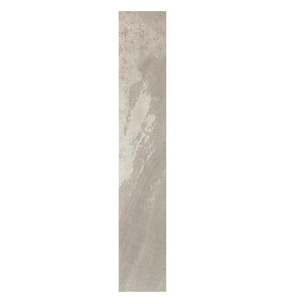 Waterfall Victoria 6 x 36 Porcelain Wood Look Tile in Light Brown by Casa Classica