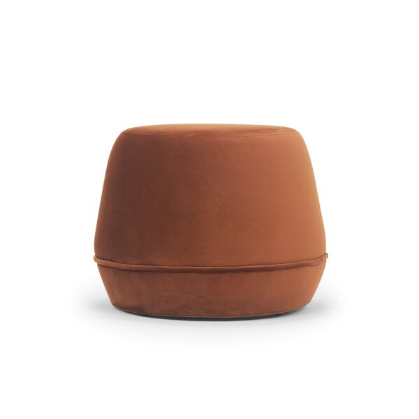 Meleze Pouf by Wrought Studio