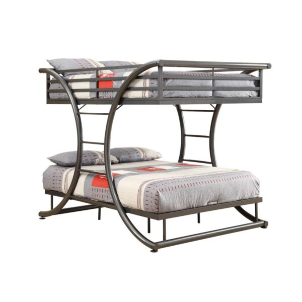 Glengormley Full over Full Bunk Bed by Zoomie Kids