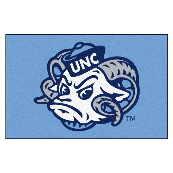 NCAA University of North Carolina Chapel Hill Starter Mat by FANMATS