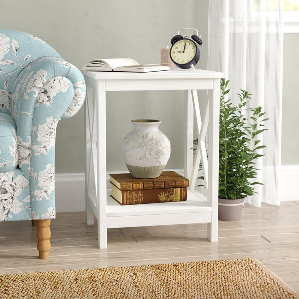 Haskins End Table by Breakwater Bay