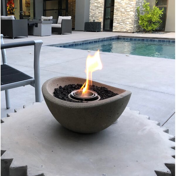 Wave Gel Fuel Tabletop Fireplace by Terra Flame