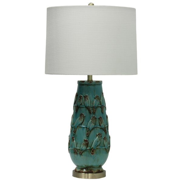 Edison 34 Table Lamp by August Grove