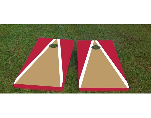 Florida State Seminoles Cornhole Game (Set of 2) by Custom Cornhole Boards
