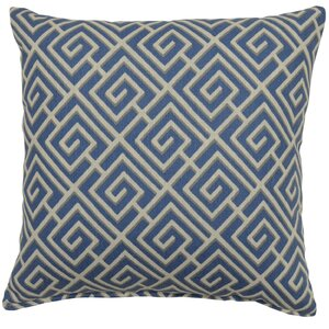 Quadrotto Cotton Throw pillow