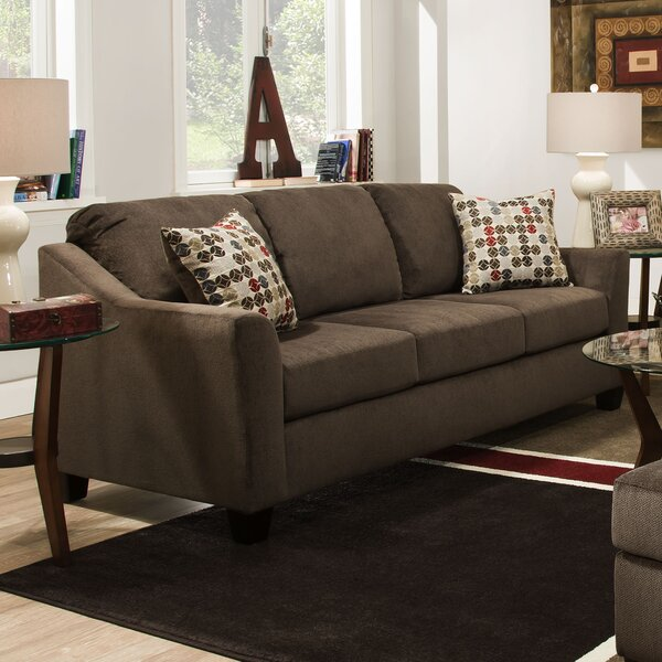 Simmons Upholstery Olivia Sleeper Sofa by Darby Home Co