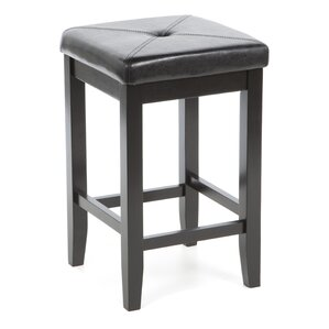 Prabal 24  Bar Stool with Cushion (Set ...  sc 1 st  Wayfair & Solid Wood Bar Stools Youu0027ll Love | Wayfair islam-shia.org