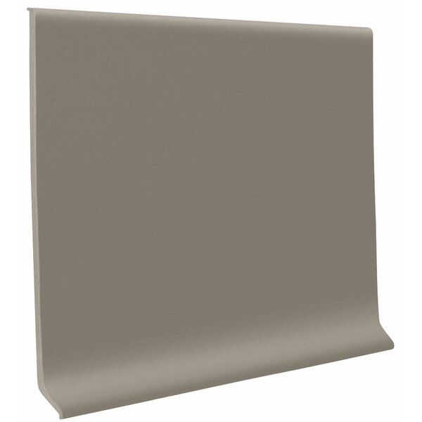 0.13 x 48 x 4 Cove Molding in Pewter (Set of 30) by ROPPE