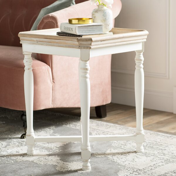 Tray Top End Table By Kelly Clarkson Home