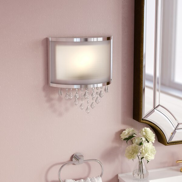Harford 1-Light Wall Sconce by Willa Arlo Interior