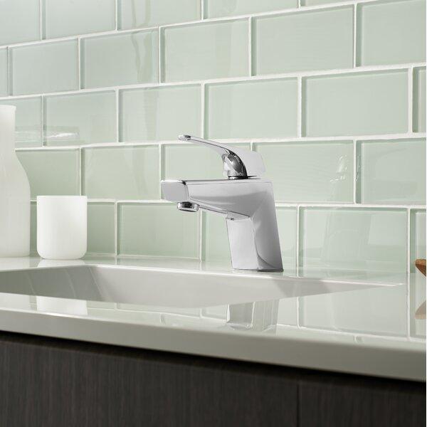 Arkitek Single Hole Bathroom Faucet with Drain Assembly
