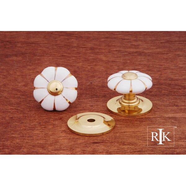 CK Series Flower Novelty Knob by Rk International