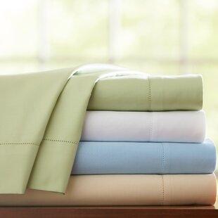 Price comparison 794 Pima Sateen 800 Thread Count 100% Cotton Deep Pocket Luxury Sheet Set By Pointehaven