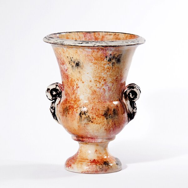 Fiorentina Footed Pot Planter by Intrada Italy