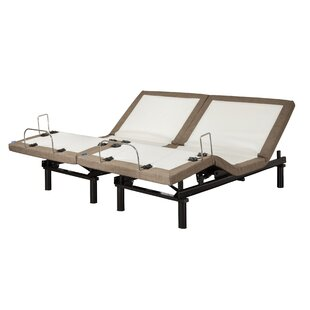 M2000 Adjustable Bed Base by Blissful Nights