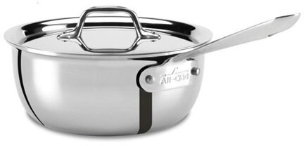 D3 Weeknight Saute Pan with Lid by All-Clad
