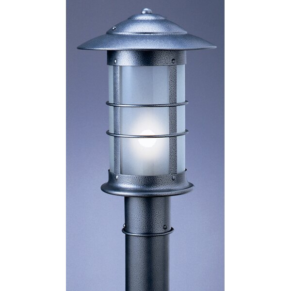 Newport Outdoor 1-Light Lantern Head by Arroyo Craftsman