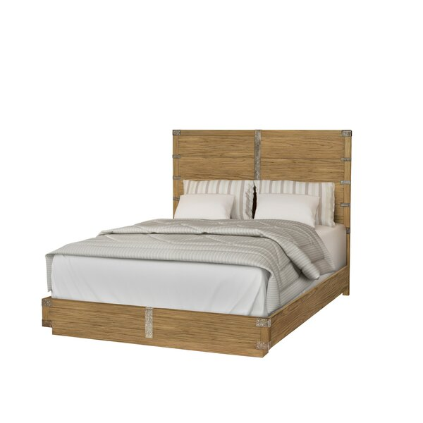 Sanor Queen Standard Bed by Millwood Pines