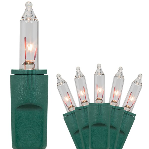 PureLock Mini 35 Light String Light by The Holiday Aisle