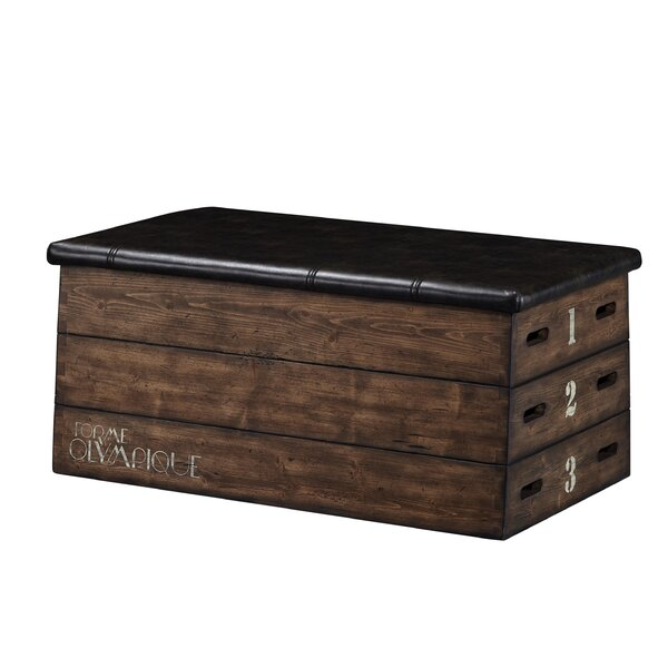 Mcbee Coffee Table with Storage by Williston Forge