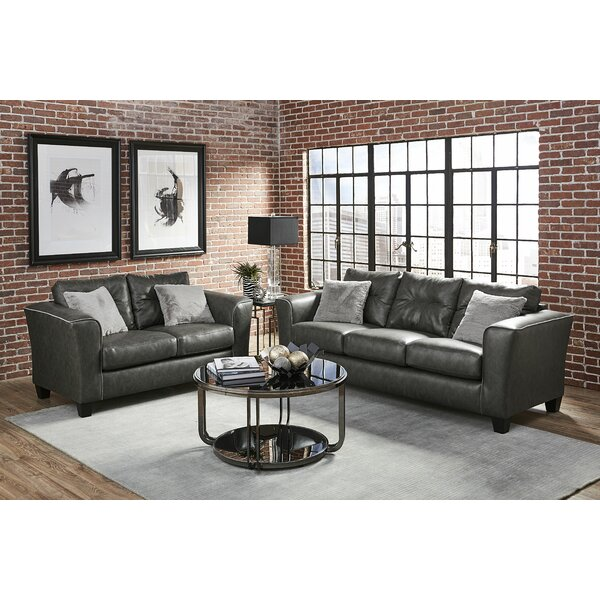 Crecy Configurable Living Room Set by Winston Porter