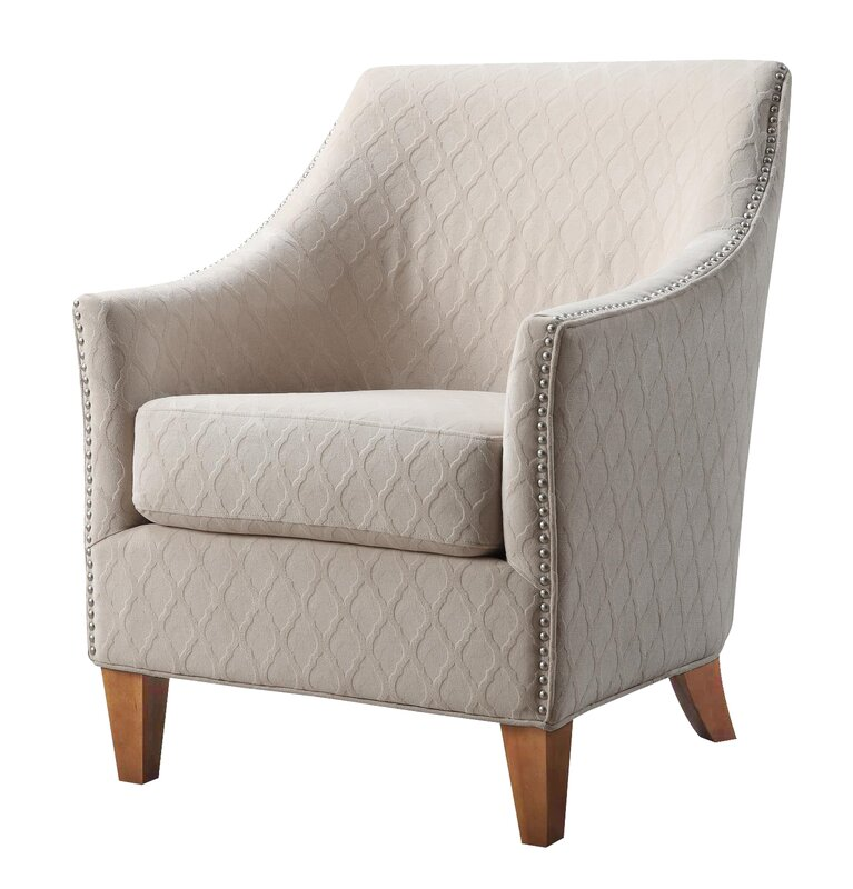 three posts lacefield armchair & reviews | wayfair