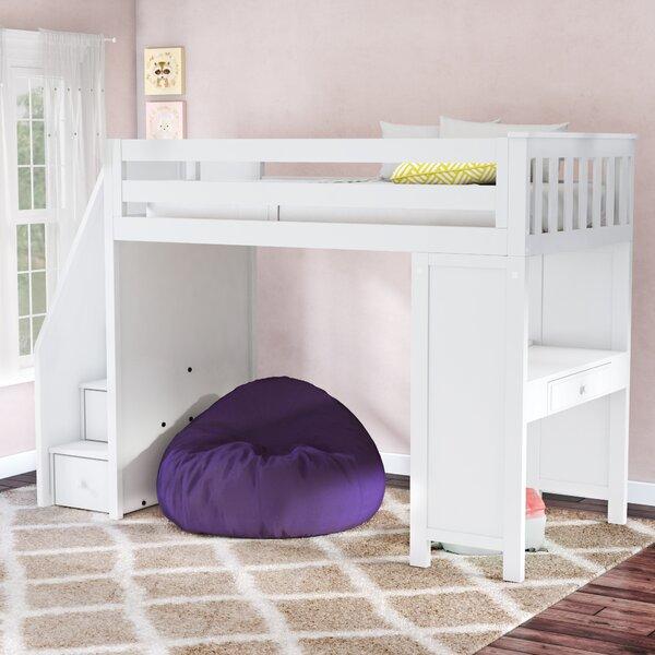 Ayres Twin Loft Bed by Harriet Bee