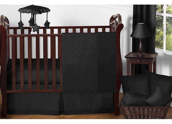 Minky Dot 11 Piece Crib Bedding Set by Sweet Jojo Designs