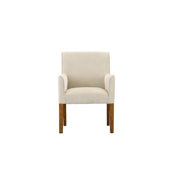 Lovill Sleek Armchair by Gracie Oaks