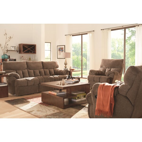 Re-Fueler Manual Rocker Recliner by Southern Motion