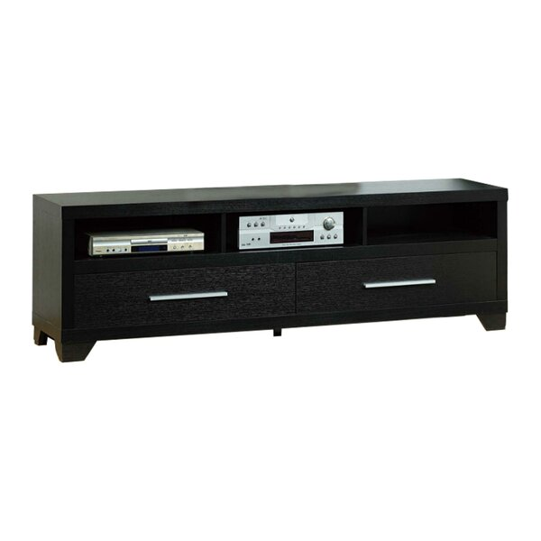 Ivey Solid Wood TV Stand For TVs Up To 85