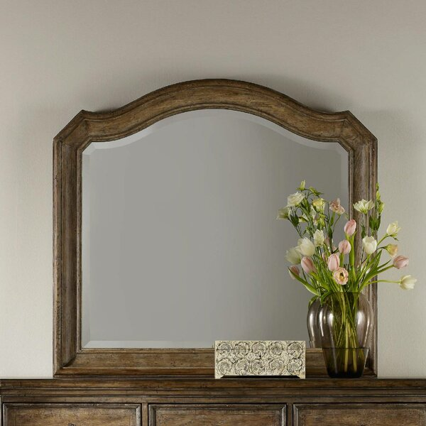Solana Arched Dresser Mirror by Hooker Furniture
