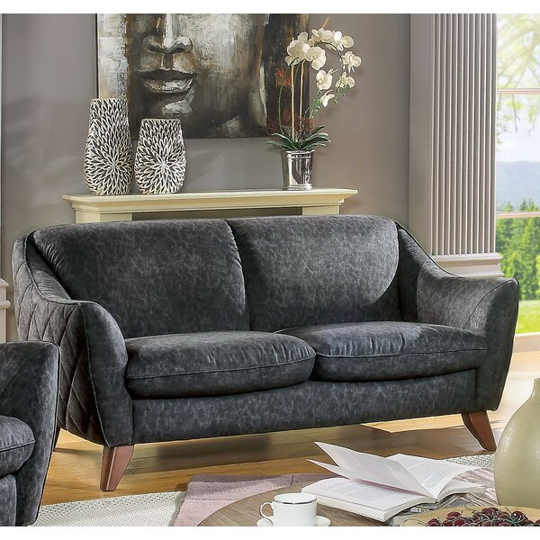 Charlotte Loveseat by 17 Stories