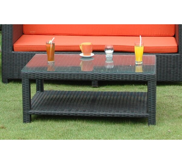 Friar Coffee Table by Anderson Teak