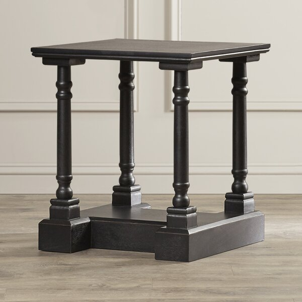 Flinders End Table by Astoria Grand