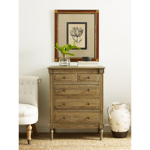 Broadway 5 Drawer Chest by Greyleigh