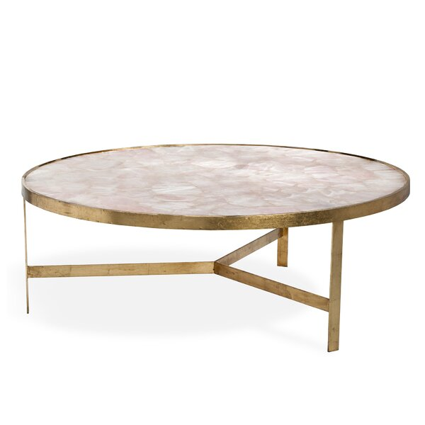 Ciciley Coffee Table by Interlude Interlude