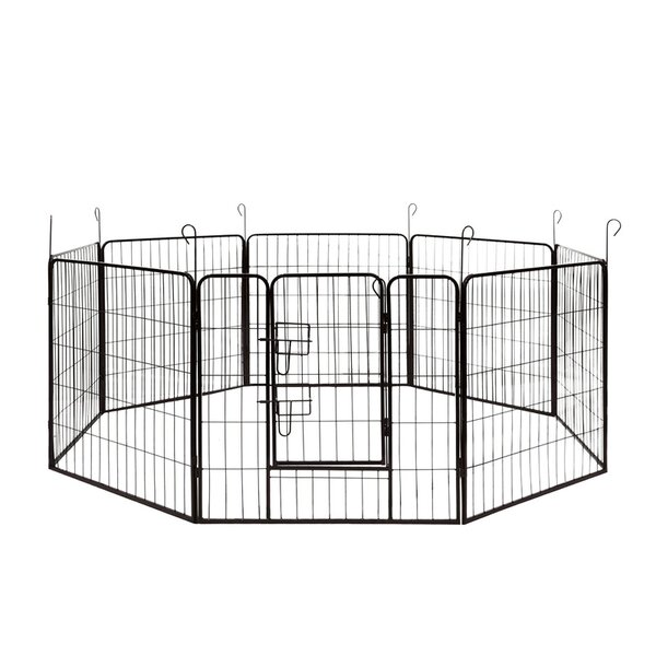 Merrell Heavy Duty 8 Panel Pet Pen by Tucker Murphy Pet