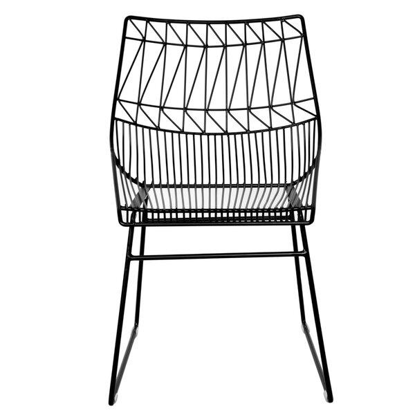 Cadbury Cafe Patio Dining Chair by Ivy Bronx