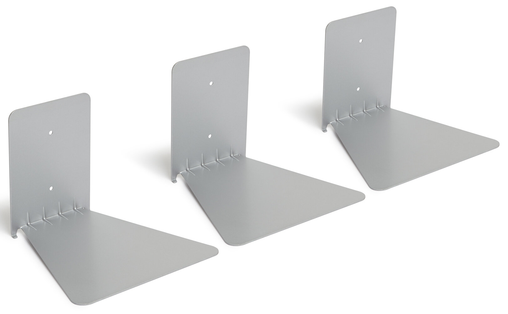 Conceal Boekenplank Umbra : Umbra conceal 3 piece floating shelf set & reviews wayfair