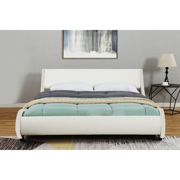 Karr Upholstered Platform Bed by Orren Ellis