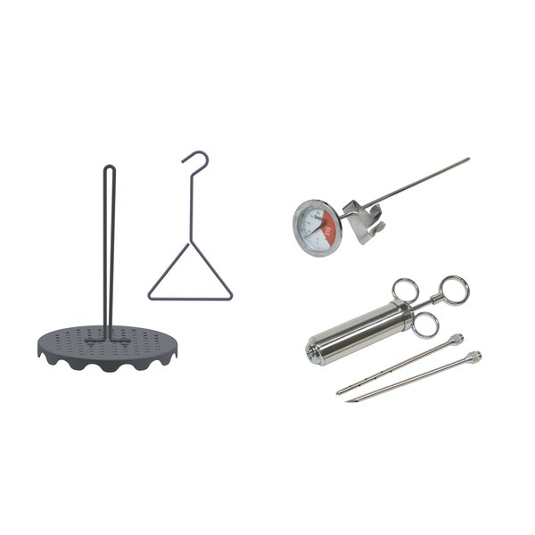 Deluxe Turkey Fryer Accessory Kit by Bayou Classic