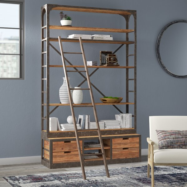 Ira Library Bookcase by Trent Austin Design