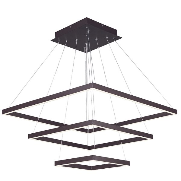 Nowayton  LED  Pendant by Wade Logan